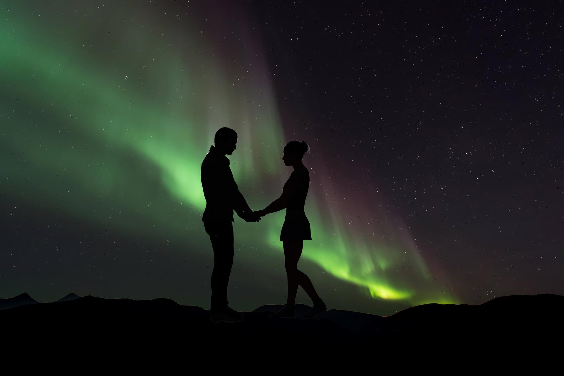 sretan par,