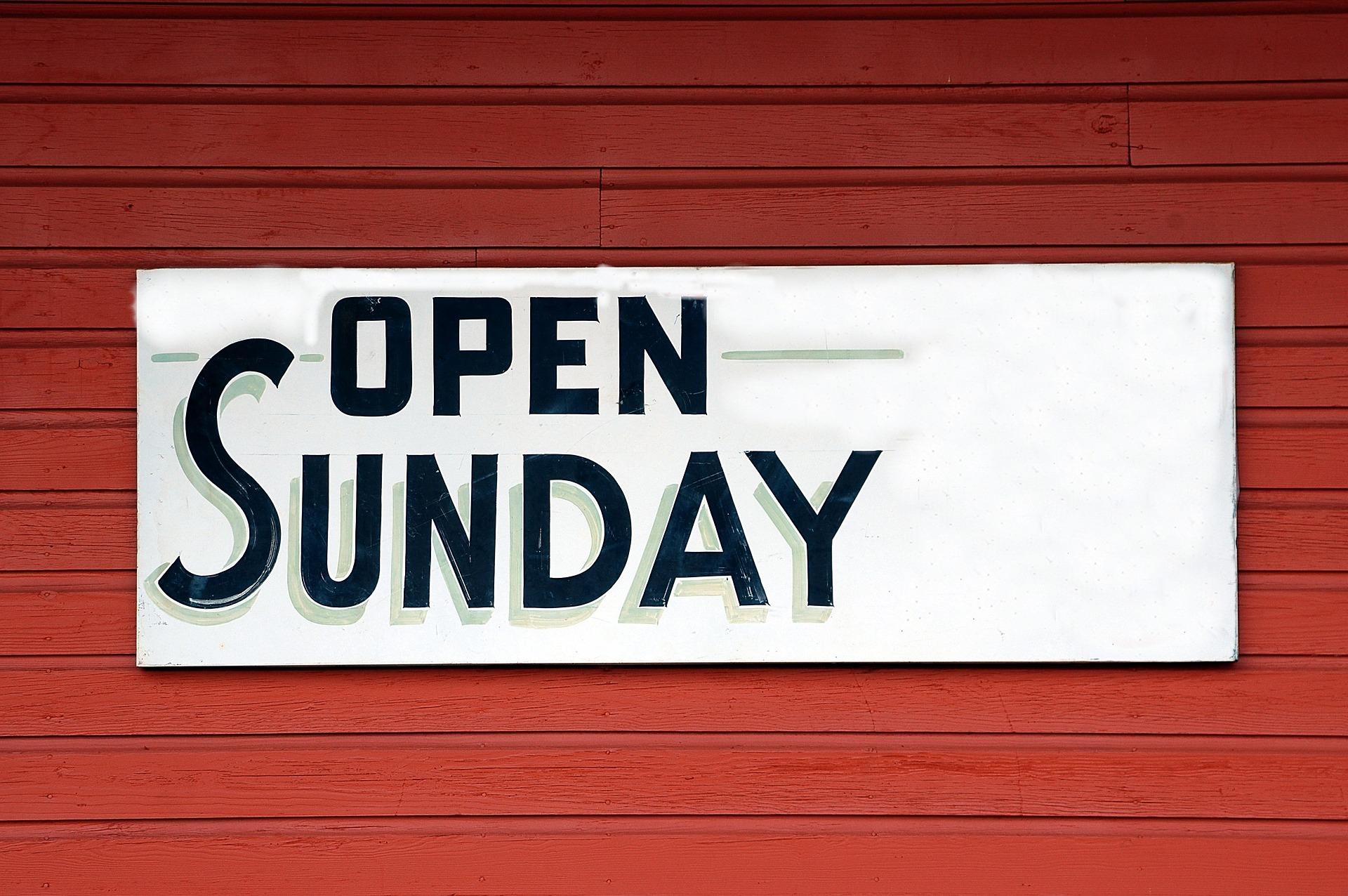 rad nedjeljom, radimo nedjeljom